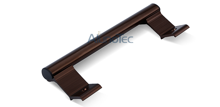 Aluminum Lock Pulling Handle For Windows and Doors