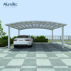 UV Protection Aluminium Frame Polycarbonate Car Parking Carports