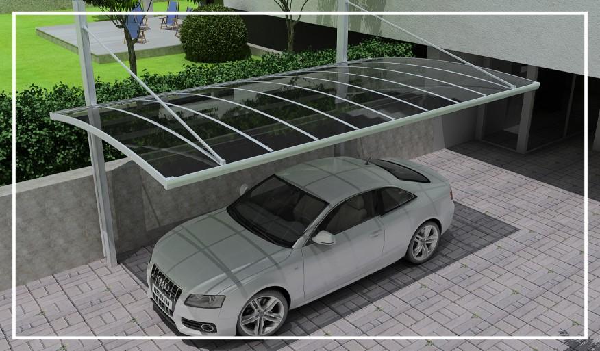Aluminum Carport Polycarbonate Roofing - Buy Outdoor ...